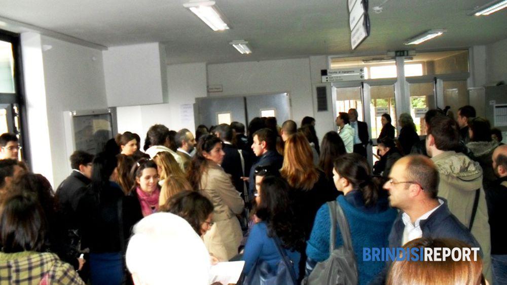 I partecipanti al concorso della Provincia di Brindisi
