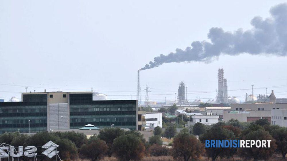 Brindisi, la zona industriale