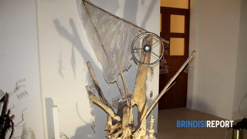 Un'installazione di Giulia Cristofaro-2