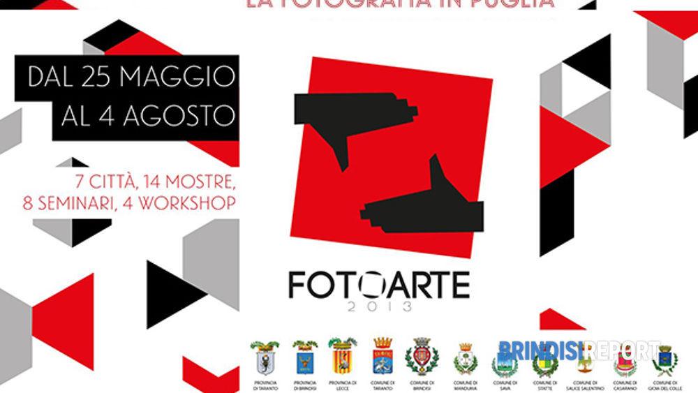 Il manifesto di FotoArte 2013