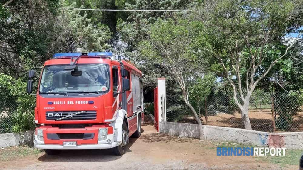 vigili del fuoco esplosione villetta-2