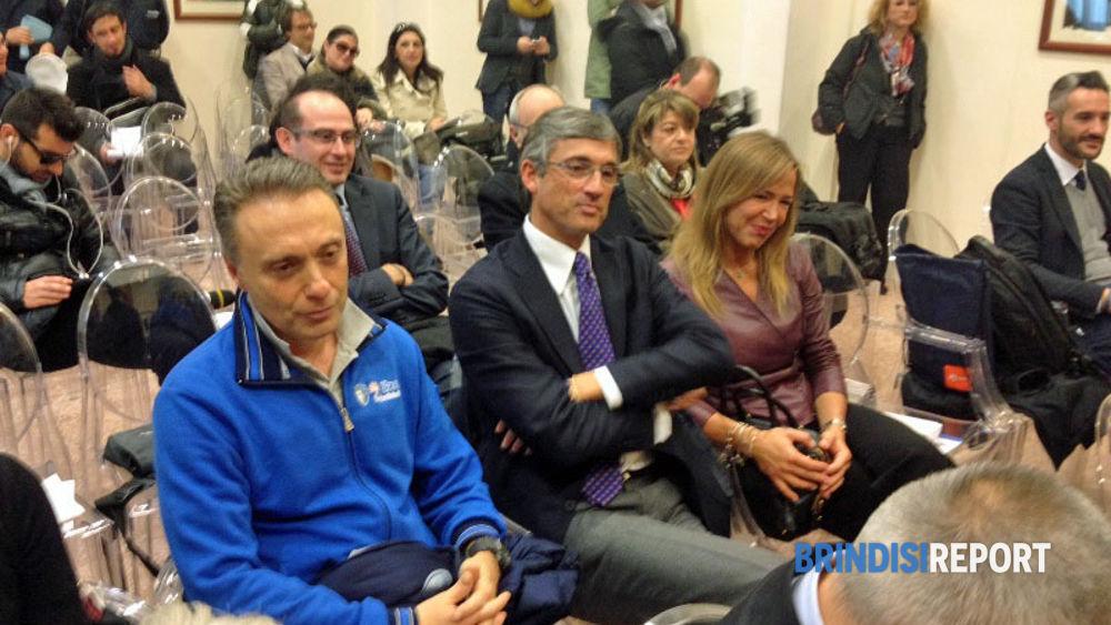 Coach Piero Bucchi e Nando Marino