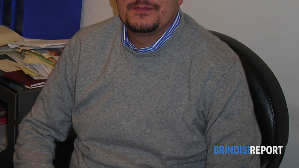 L'avvocato e consigliere comunale Antonio Molentino