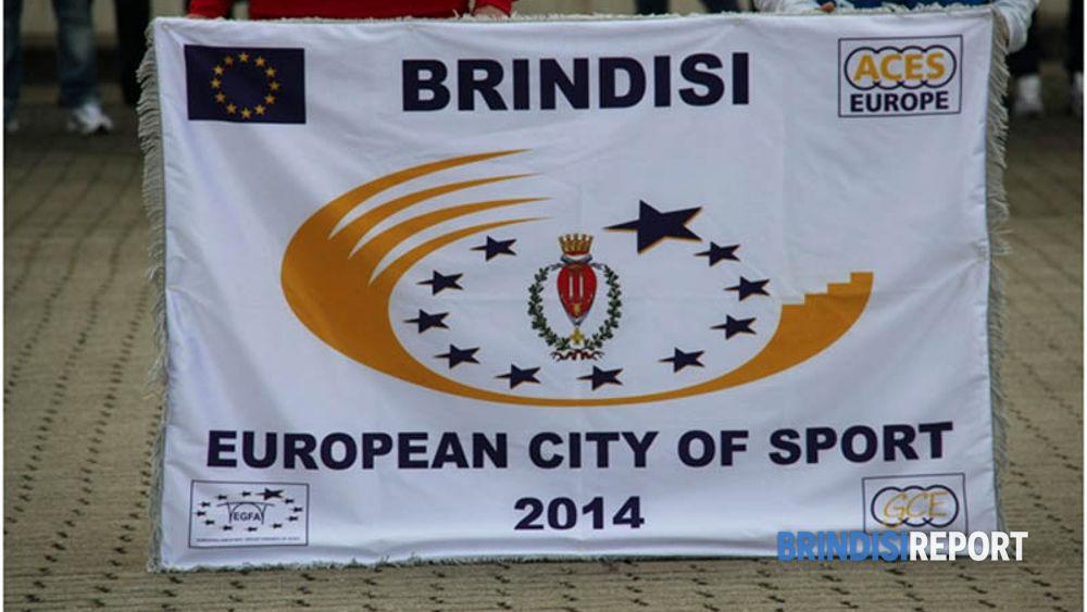 Brindisi Città Europea dello Sport
