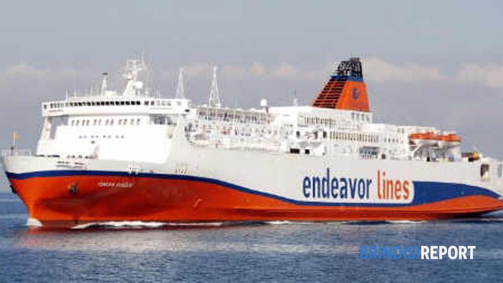 La Ionian Queen di Endeavour, sequestrata