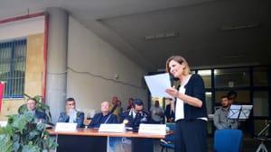 Maria Luisa Sardelli, preside Giorgi 2-2