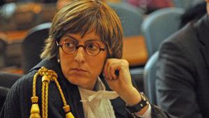 Giulia Bongiorno al processo British Gas