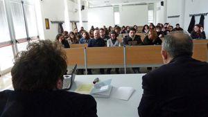 Il seminario su giornalismo e deontologia della notizia