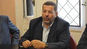 Il sindaco di Brindisi, Mimmo Consales