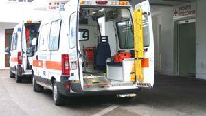Ambulanze del 118