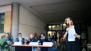 Maria Luisa Sardelli, preside Giorgi 3-2