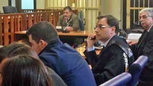 Il pm Giuseppe De Nozza al processo per le polveri di carbone