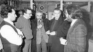 da sinistra, Francesco Spada, Vittorio Bruno Stamerra, Antonio Maglio, Carmelo Bene e Massimo Melillo-3