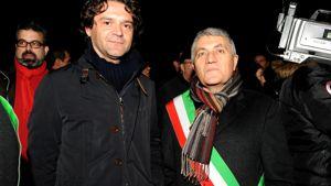 L'assessore regionale Amati e il sindaco Della Corte  (ph Francesca Speranza)