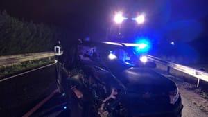 Incidente Brindisi-Tuturano 2-2-2