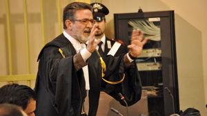 L'avvocato Massimo Manfreda