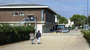 Unisalento-Cittadella, la palazzina delle aule