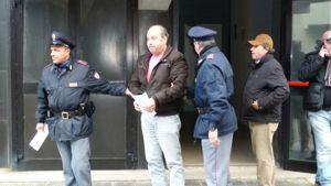 Giancarlo Capobianco dopo l'arresto del 28 dicembre 2010