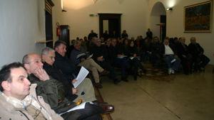 La seduta del Consiglio comunale sul depuratore