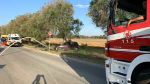 Incidente Tuturano 2-2-3