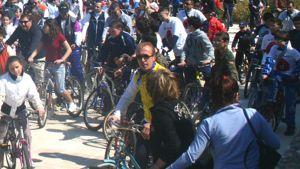 Appuntamento in bici, il10 maggio