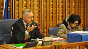 Il giudice Francesco Cacucci