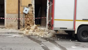 Incidente via Mogadiscio Brindisi 2-2