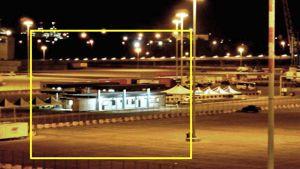 L'attuale struttura di controllo  extra-Schengen a Costa Morena