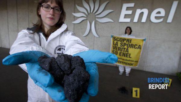 La protesta degli ambientalisti