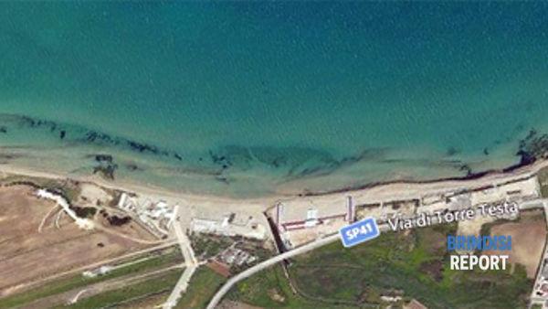 La costa di Apani