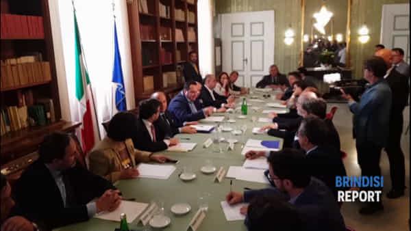 Il sottosegretario Durigon a Brindisi: sul tavolo anche la vertenza Ecotecnica