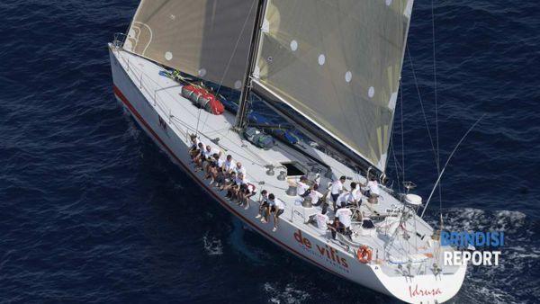 Idrusa, della Montefusco Sailing Project