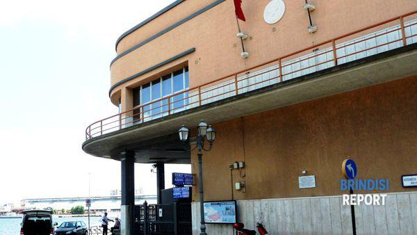 La sede dell'Autorità portuale di Brindisi