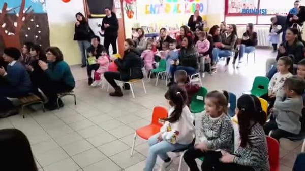 """Metodo Montessori anche al rione Perrino: """"Il bambino al centro dell'insegnamento"""""""