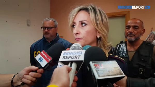 Omicidio al Perrino: la dirigente della Mobile parla delle indagini e del quartiere