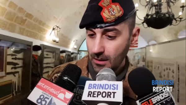 Brigata San Marco: la cerimonia di consegna dei baschi a 40 neo fucilieri