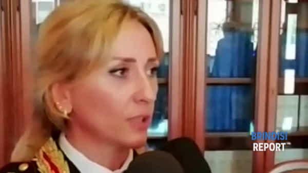 Rita Sverdigliozzi, il nuovo dirigente della Squadra mobile esperta in investigazioni