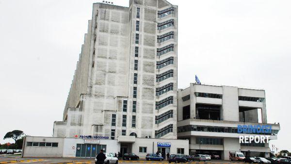 L'ospedale Perrino di Brindisi