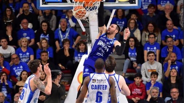 sassari-brindisi gara 2 playoff 2019 tris-2