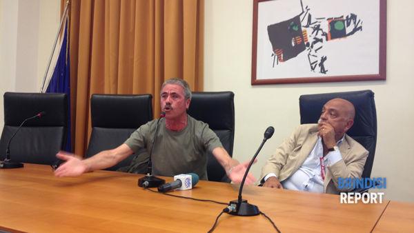 L'ira del direttore sportivo Enzo Carbonella