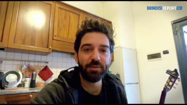 """COVID-19 LIVE/Lettere dal Nord: David, lo smart working e il suo """"amico"""" Wilson"""