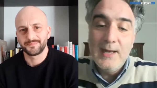 Riflessioni pandemiche, il libro del regista brindisino Federico Rizzo