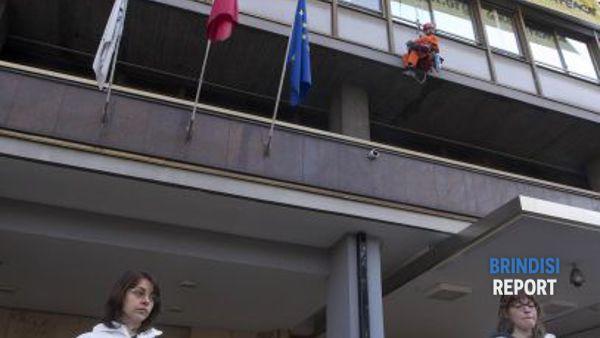 Greenpeace a Roma