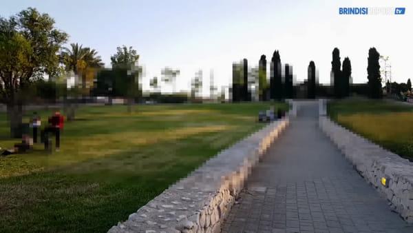 Parco Di Giulio, Fase 2: niente folla, ma neppure distanziamento sociale