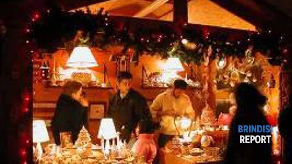 Un mercatino di Natale a Fasano