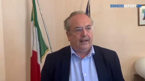 """Rossi: """"Brindisi investita da potente inquinamento, ora mi aspetto delle scuse"""""""