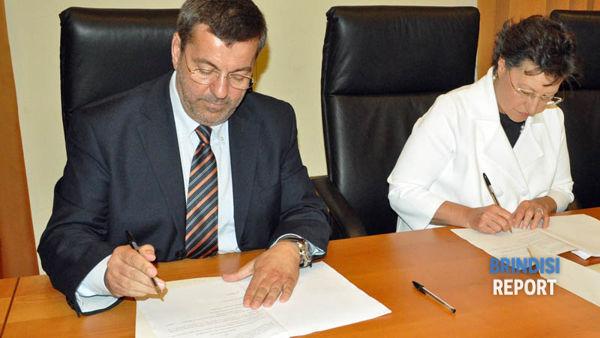 Il sindaco e il direttore generale della Asl firmano il protocollo