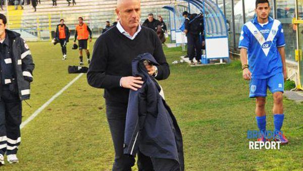 L'allenatore Maiuri