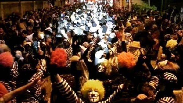 Spettacoli per bambini e sfilata dei carri allegorici: il Carnevale a Ostuni