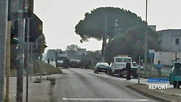 L'incidente di Oria